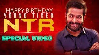 NTR Birthday Special Video | #HappyBirthdayNTR | #NTR28FirstLook | #AravindhaSamethaFirstLook