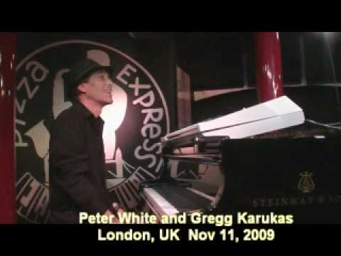 Gregg Karukas Peter White rare solo piano: Sound of Emotion and Girl in the Red Dress