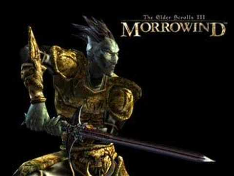 8-bit Morrowind Theme Music Videos