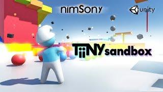 TiiNY SANDBOX - Active Ragdoll Physics Sandbox *Download*