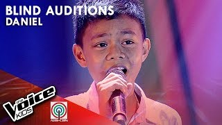 Daniel Alcala - Habang May Buhay | Blind Auditions | The Voice Kids Philippines Season 4
