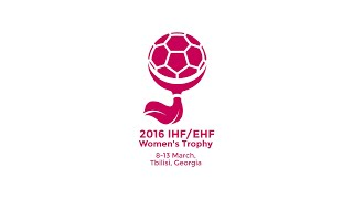 Georgia - Latvia 2016 IHF/EHF Women