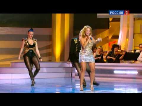 Жанна Фриске - Пилот (Юбилейный концерт Н.Дроздова).mpg