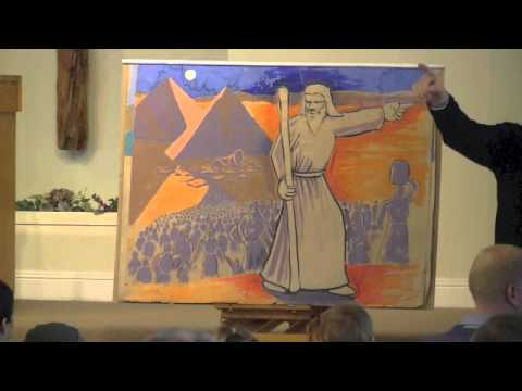 Children's Bible Talk - Moses