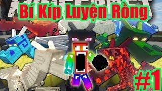 Noob Kẻ Trộm Trứng Rồng (Minecraft Bí Kíp Luyện Rồng 5 #1)
