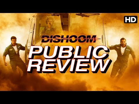 Dishoom | Public Review | In Cinemas Now