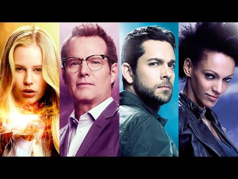 Heroes Reborn - Trailer Comic-Con