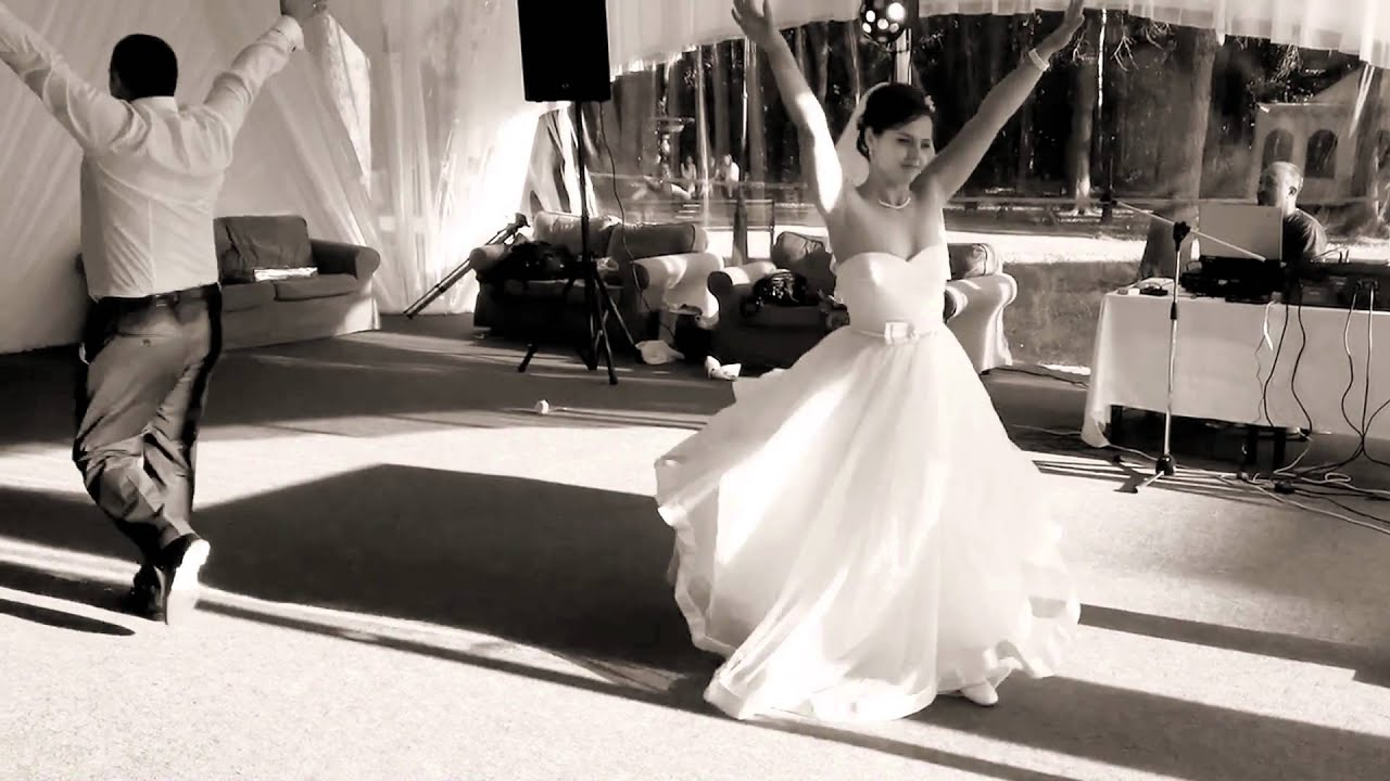 Свадебный танец 21 века супер 4 фотография