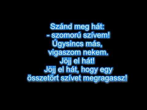 Halott Pénz -  Darabokra Törted A Szívem (dalszöveg)