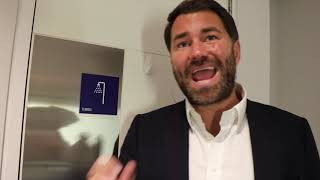 'YOU ARE *`****** DISGUSTING' - FUMING EDDIE HEARN RIPS INTO JARRELL MILLER OVER 3 BANNED SUBSTANCES