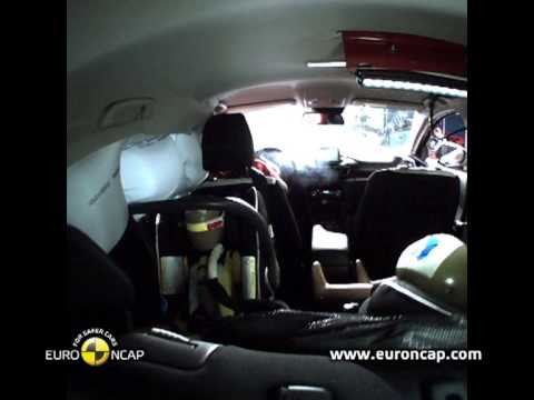 Euro NCAP | Mazda 3 | 2013 | Краш-тест