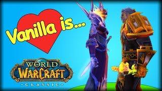 WoW Classic: почему ВЫ ждете игру? Ванилла вашими словами.