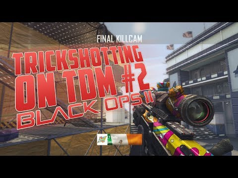 Faze Linkzy Logo Trickshotting with linkzy #17