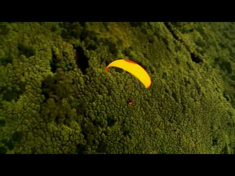 HD Paragliding The Magical Azores, Portugal Video
