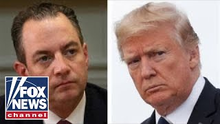 Reince Priebus defends Trump's decision-making process