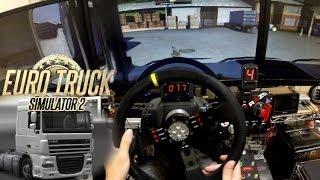 Euro Truck Simulator 2 Fov45 & Route Advisor