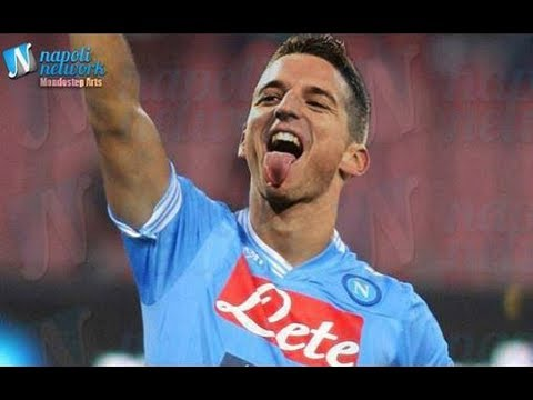 Dries Mertens Goals & Skills - Welcome to SSC Napoli HD