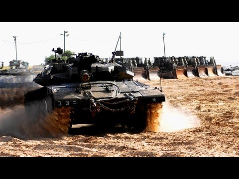 ★ TOP 5 TANKS IN THE WORLD 2013 ★