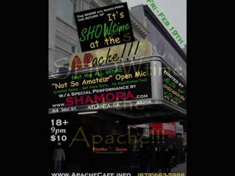 The SHOW Atl Radio pres. I LOVE Rap & SHOWtime @ the Apache 2/18 & 2/19/10