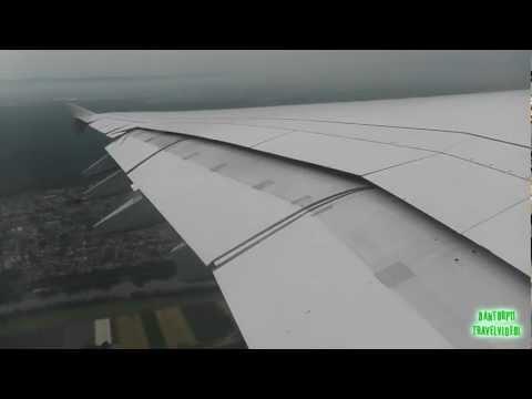 Lufthansa A380 Heavy Takeoff from Frankfurt Am Main! [Full Video]