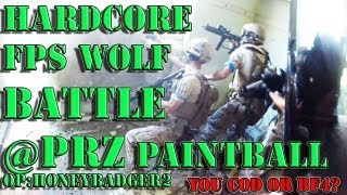 Magazine Only Battle at PRZ Paintball Op:HB2!