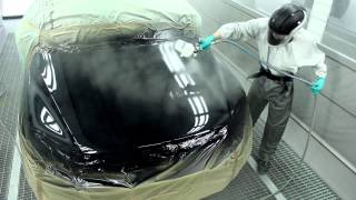 New Clearcoats Glasurit - Application Video