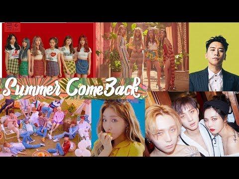 Show Music Core Live ★ Comeback Stage : SEUNGRI, MAMAMOO, GFRIEND, TRIPLE H, SEVENTEEN 20180721