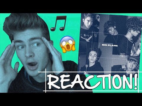 """Download Lagu  Why Don't We - """"Big Plans"""" REACTION! Mp3 Free"""