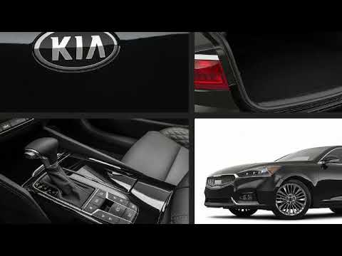 2018 Kia Cadenza Video