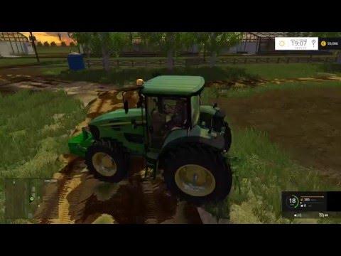 Hello America map states v8 Farming Simulator 2015 #05
