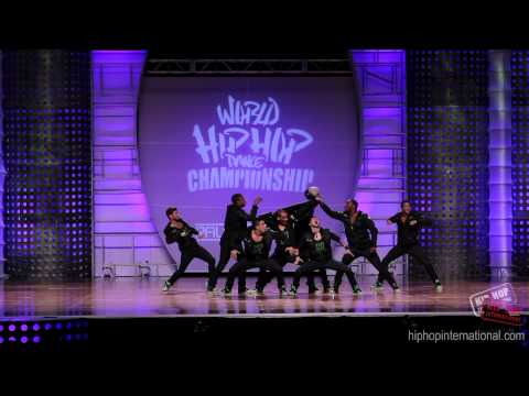 Elektrolytes (usa) 2012 World Hip Hop Dance Championship video