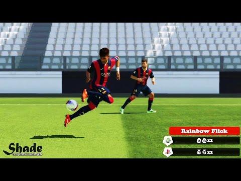 PES 2015 Tricks & Skills Tutorial   Xbox & Playstation   HD 1080p