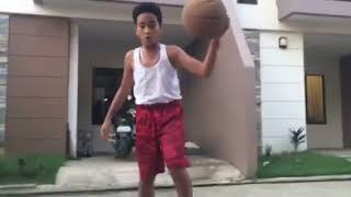 Lil Professor from Cebu did the AND 1 streetball!