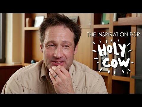 David Duchovny - HOLY COW: The inspiration for the book