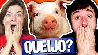 QUEIJO DE PORCO!? - Gartic (parte 23)