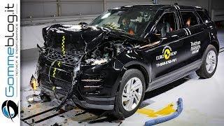 2019 Range Rover Evoque - CRASH TEST