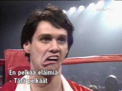 Jim Carrey is Rocky Balboa