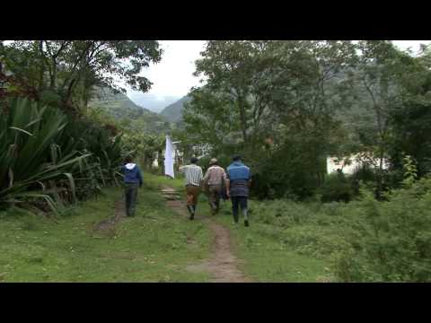 Battle between Colombian military and FARC rebels