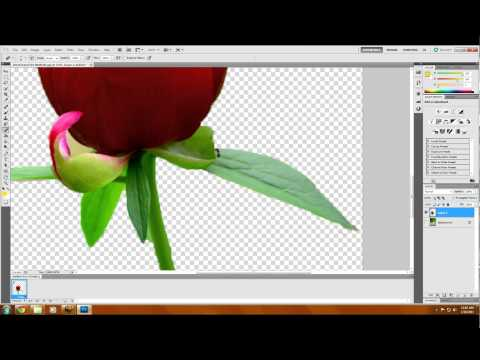 Convert a 2D picture to 3D with Photoshop