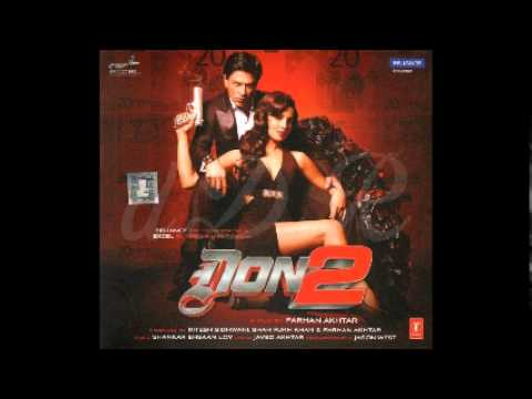 main hoon don FULL SONG don 2
