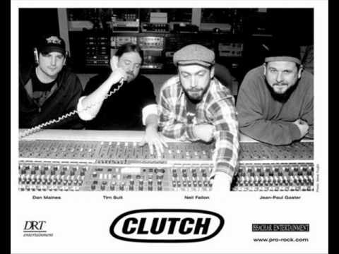 Clutch - Drink To The Dead Demo