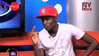 A-Pass Graces The Show And Talks About His Music On NTVTheBeat