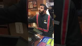 Bad customer service at shell