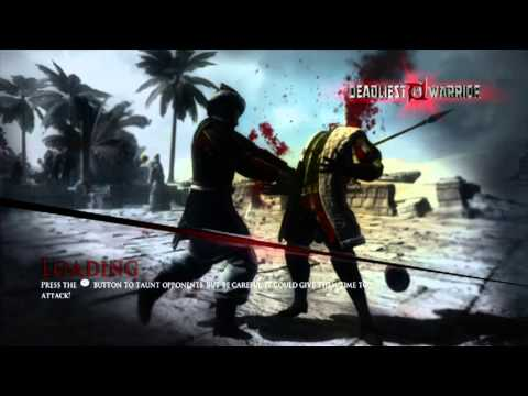 Game Time- Deadliest Warrior