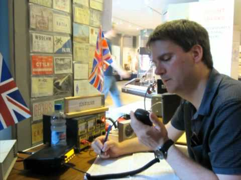 Amateur Radio Interview - Phoenix FM July 2012