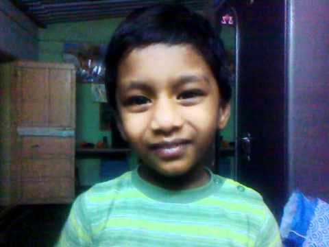 Lukesh Singing Enthiran Song 'kathal Anukkal'.mp4 video