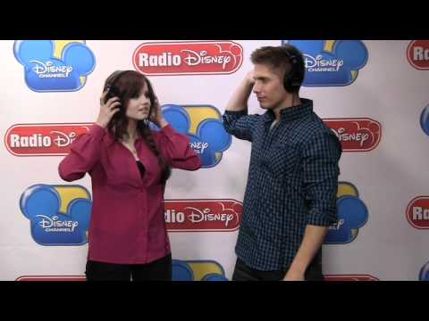 "How to be a ""Radio Rebel"" DJ with Debby Ryan on Radio Disney"