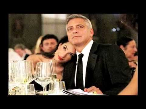 George Clooney to marry Amal Alamuddin in Italian style