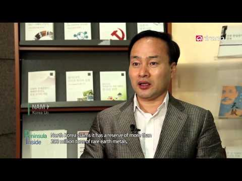Peninsula Inside Ep13 Potential Value of North Korean Underground Resources