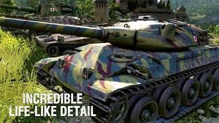 World of Tanks  Xbox One X 4K Enhancements